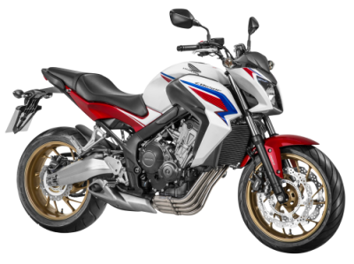 Honda Bike PNG Transparent