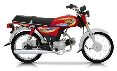 Honda Bike PNG HD