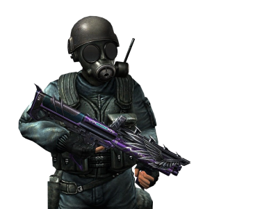 Counter Strike Soldier PNG Clipart