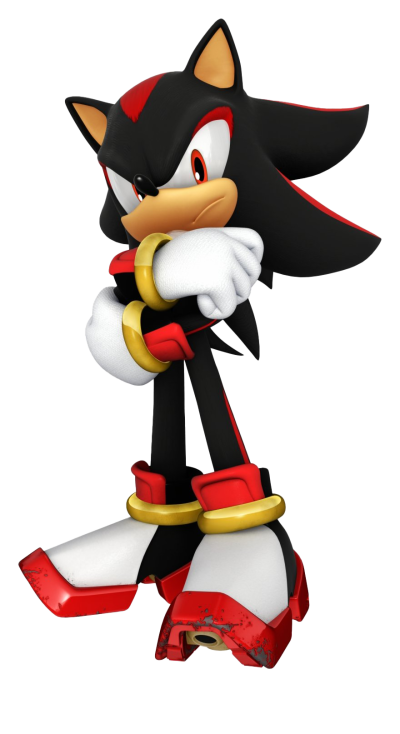 Shadow The Hedgehog Sonic PNG File