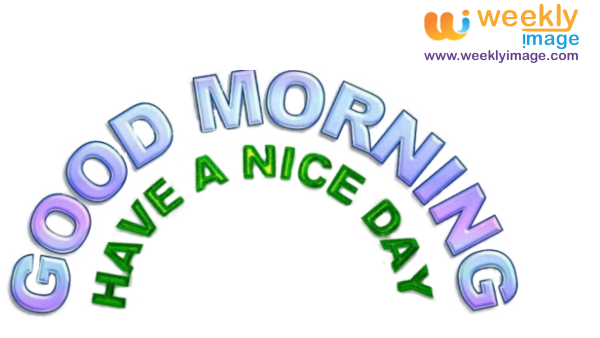 Good Morning Png Clipart