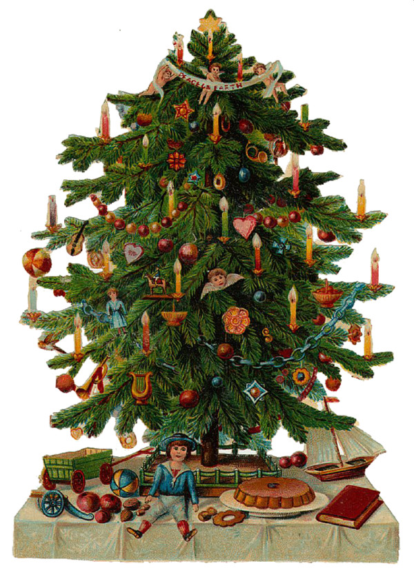 Old Christmas Fashioned    HD