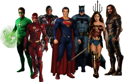 Justice League PNG Pic