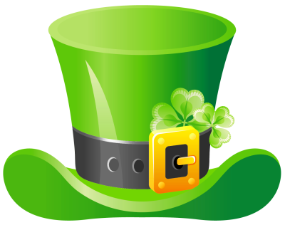 St Patricks Day Transparent Background