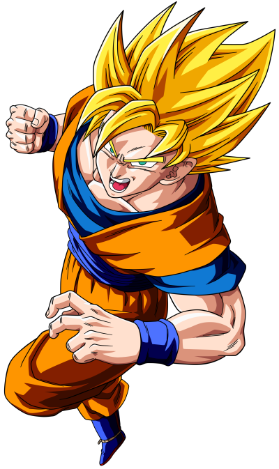 Dragon Ball Goku PNG Clipart