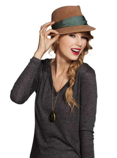 Taylor Swift Free Png Image