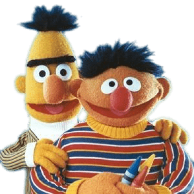 sesame-street-bert-and-ernie-pencils