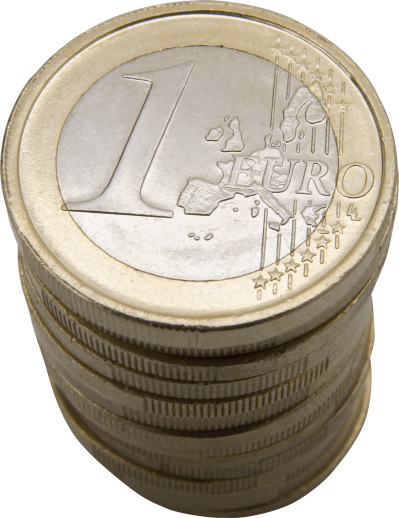 stack-of-euro-coins