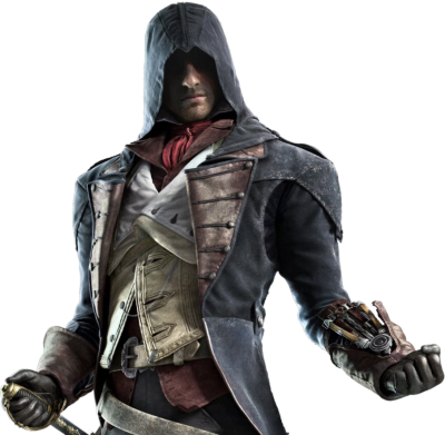 Assassins Creed Unity Transparent Background
