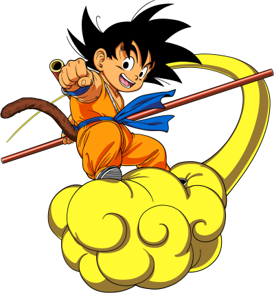 Dragon Ball Goku PNG Image