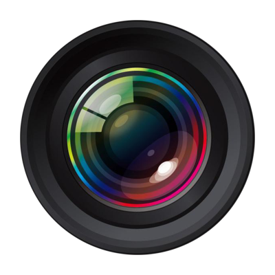 Camera Lens PNG Transparent
