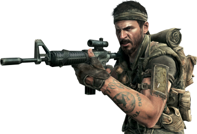 Call Of Duty Transparent Image