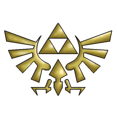 The Legend Of Zelda Logo File