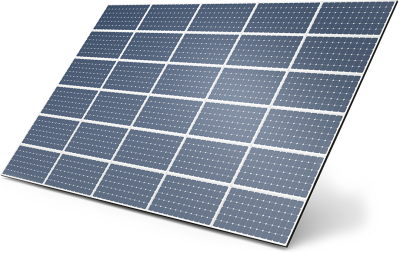 Solar Power System PNG Background Image