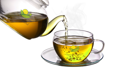 Green Tea PNG File