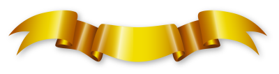 Golden Ribbon Image Free HD Image