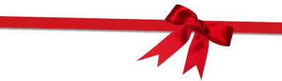 Gift Ribbon Transparent