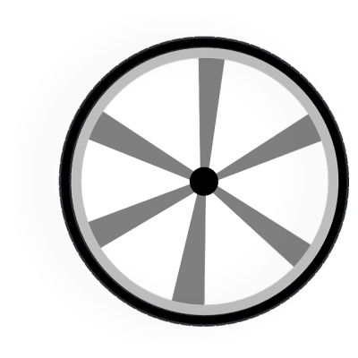 Wheel Rim Clipart
