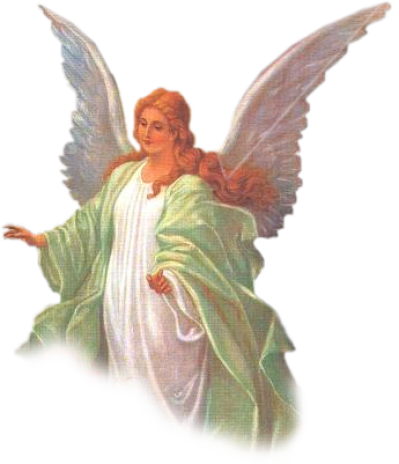 Angel Transparent Background
