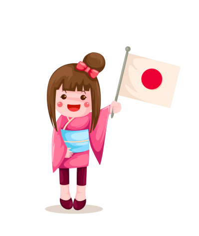 Japan Flag PNG Photos