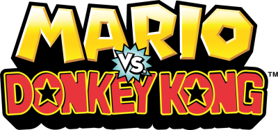 Mario Vs Donkey Kong Transparent Background
