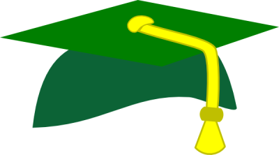 Graduation Cap PNG File