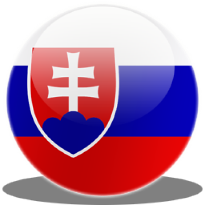 Slovakia Flag Download Png