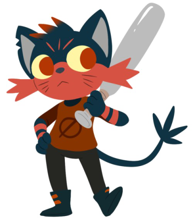 Night In The Woods Transparent PNG