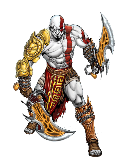 God Of War Transparent Background