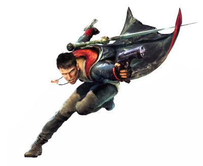 Devil May Cry Transparent PNG