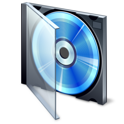 Compact Disk PNG No Background