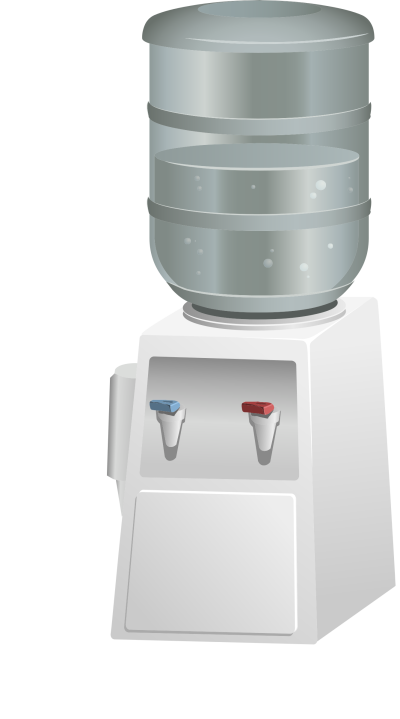 Water Cooler PNG Transparent