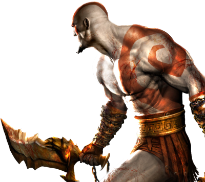God of War PNG File