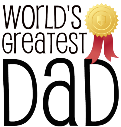 Fathers Day Transparent Background