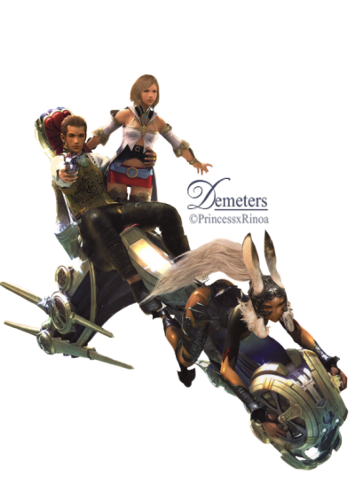 Final Fantasy PNG Transparent Image