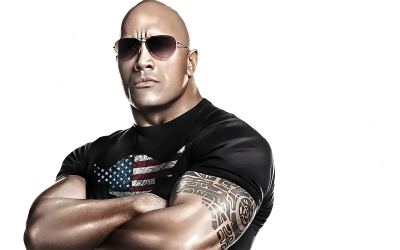 The Rock Transparent Picture