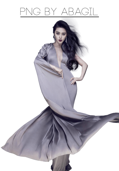 Fan Bingbing Transparent Background