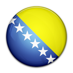 Bosnia And Herzegovina Flag Png Picture