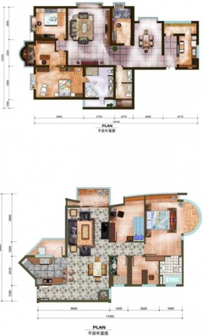 the indoor top view europeanstyle modern psd 177235