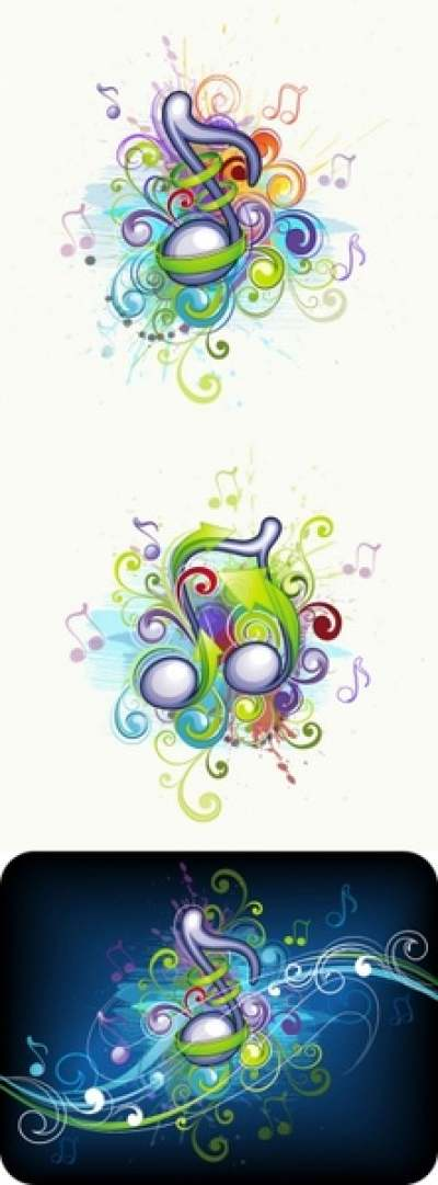 brilliant-music-background-pattern-01-vector_158322