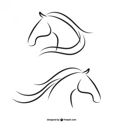 horse-heads-outlines_761332