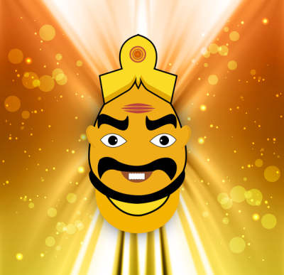 happy-dussehra-concept-colorful-background-vector-illustration_6820797