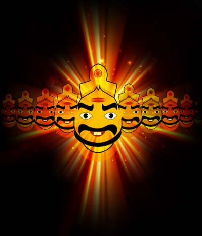 happy-dussehra-concept-colorful-background-vector-illustration_6821298