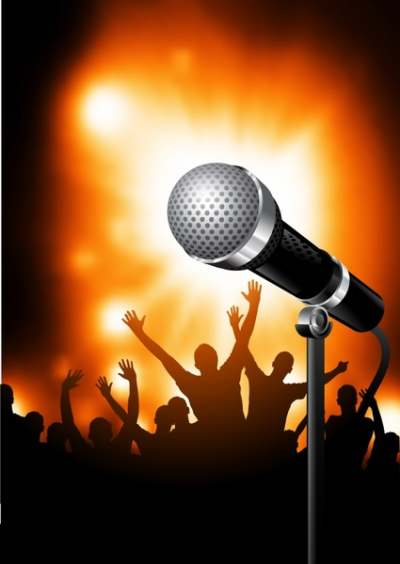 music-background-realistic-microphone-silhouette-audience-icons_286636