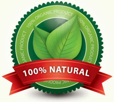 organic label vector graphic 556984