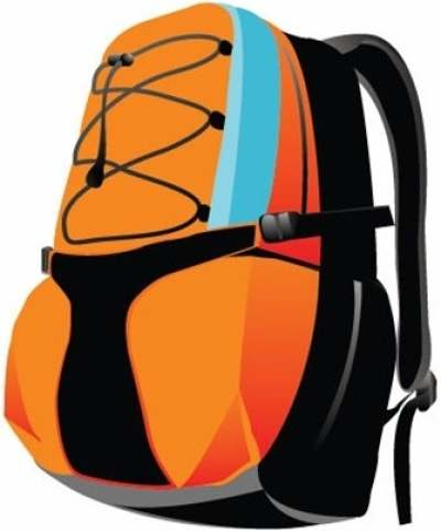 sport backpack vector 147861