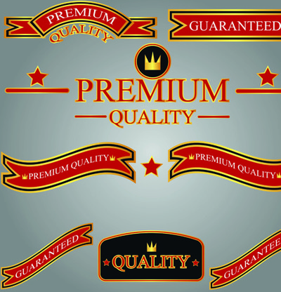 set-of-guaranty-quality-and-premium-labels-vector_570876